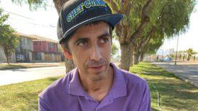 """Obrero que estuvo un mes en coma por lacrimógena: """"Protesto por lo que nos falta, lo que nos quitan"""""""