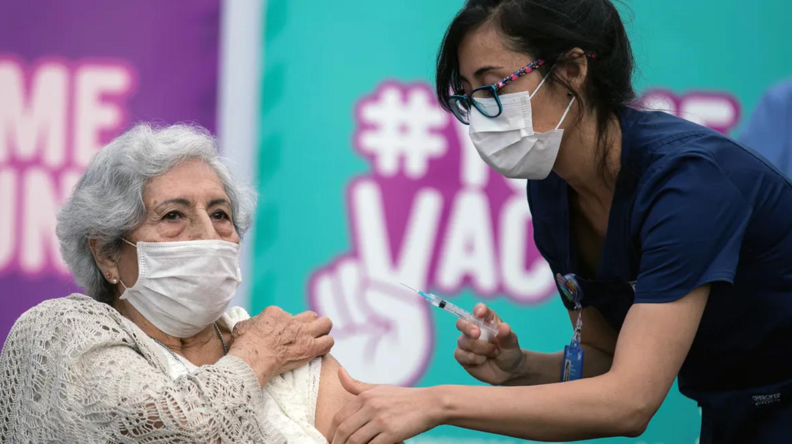 De la vacunación a la tercera ola? – CIPER Chile