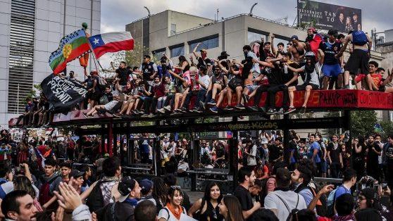 La teoría del complot en el Estallido chileno: un examen crítico