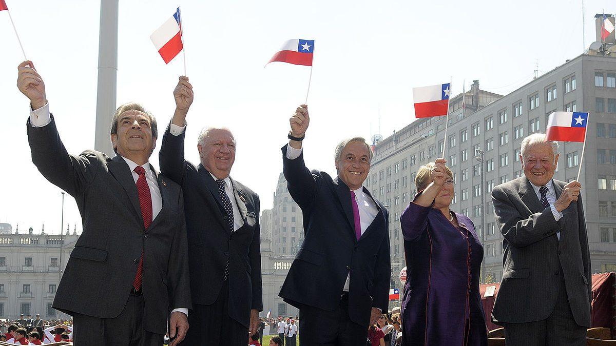 La Presidencia de la República en la historia de Chile – CIPER Chile