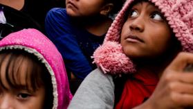 Galería de fotos: la romería de los niños sin país