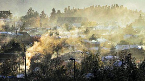 El Estado propone pellets, pero no hay pellets: obstáculos para bajar la contaminación por leña en el sur