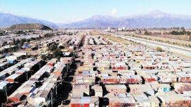 La persistencia del deterioro urbano en la periferia de las ciudades chilenas