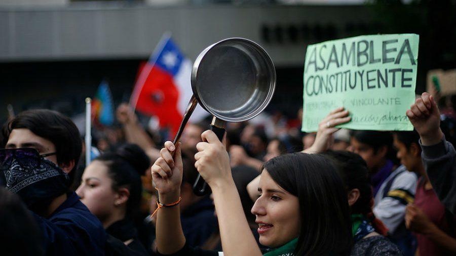 La convención constituyente y el ejemplo de los 33 mineros – CIPER Chile