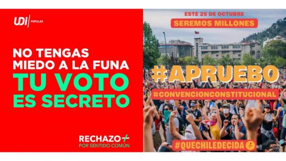 El miedo como práctica política en Chile