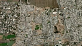 Estas son las 174 zonas ocupadas por el narco en la Región Metropolitana