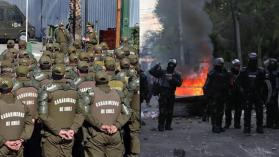 El lado oscuro de las dos policías ejemplares de Latinoamérica