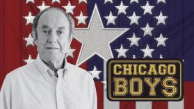 """Extracto del libro """"Chicago Boys"""": el joven Sergio de Castro arriba al Ministerio de Economía"""