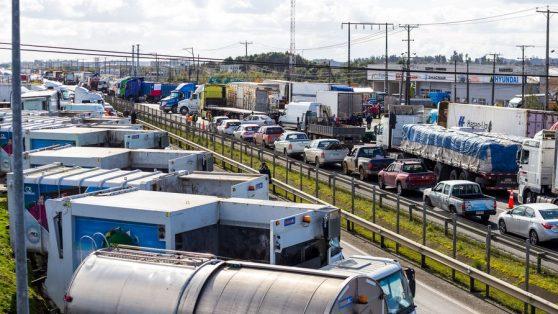 Dirigente del paro camionero admitió ante la justicia que hizo una denuncia de robo falsa para cobrar seguro