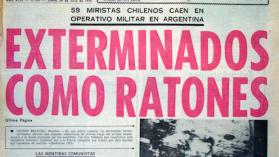 Las nuevas incógnitas que deja la Operación Colombo: la fake news de la DINA de 1975