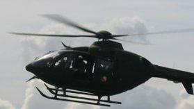 Oficial acusa tráfico de influencias en compra de helicóptero de Carabineros