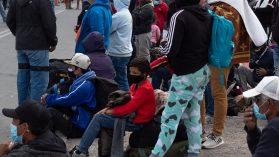 Una avalancha que el Estado no ha podido frenar: frío, hambre y muerte en Colchane