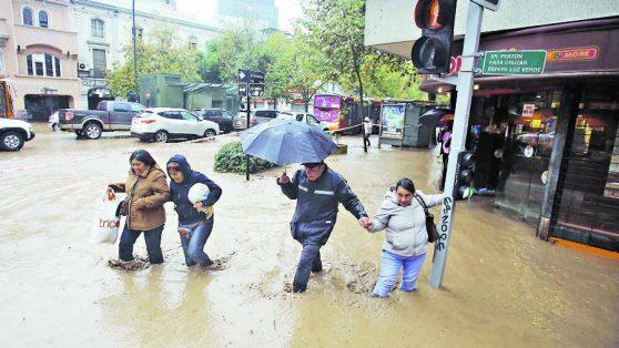 Hoy se construye donde habrá inundaciones catastróficas ¿Por qué?