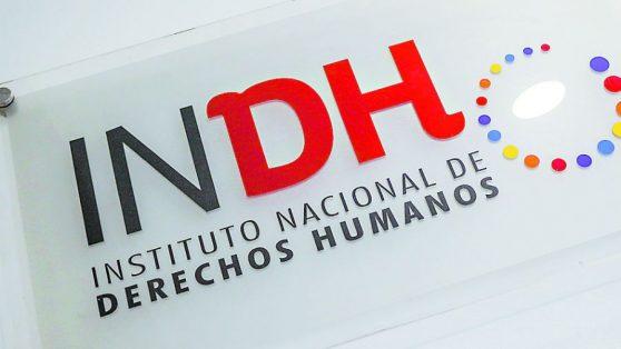 Logo del Instituto Nacional de Derechos Humanos