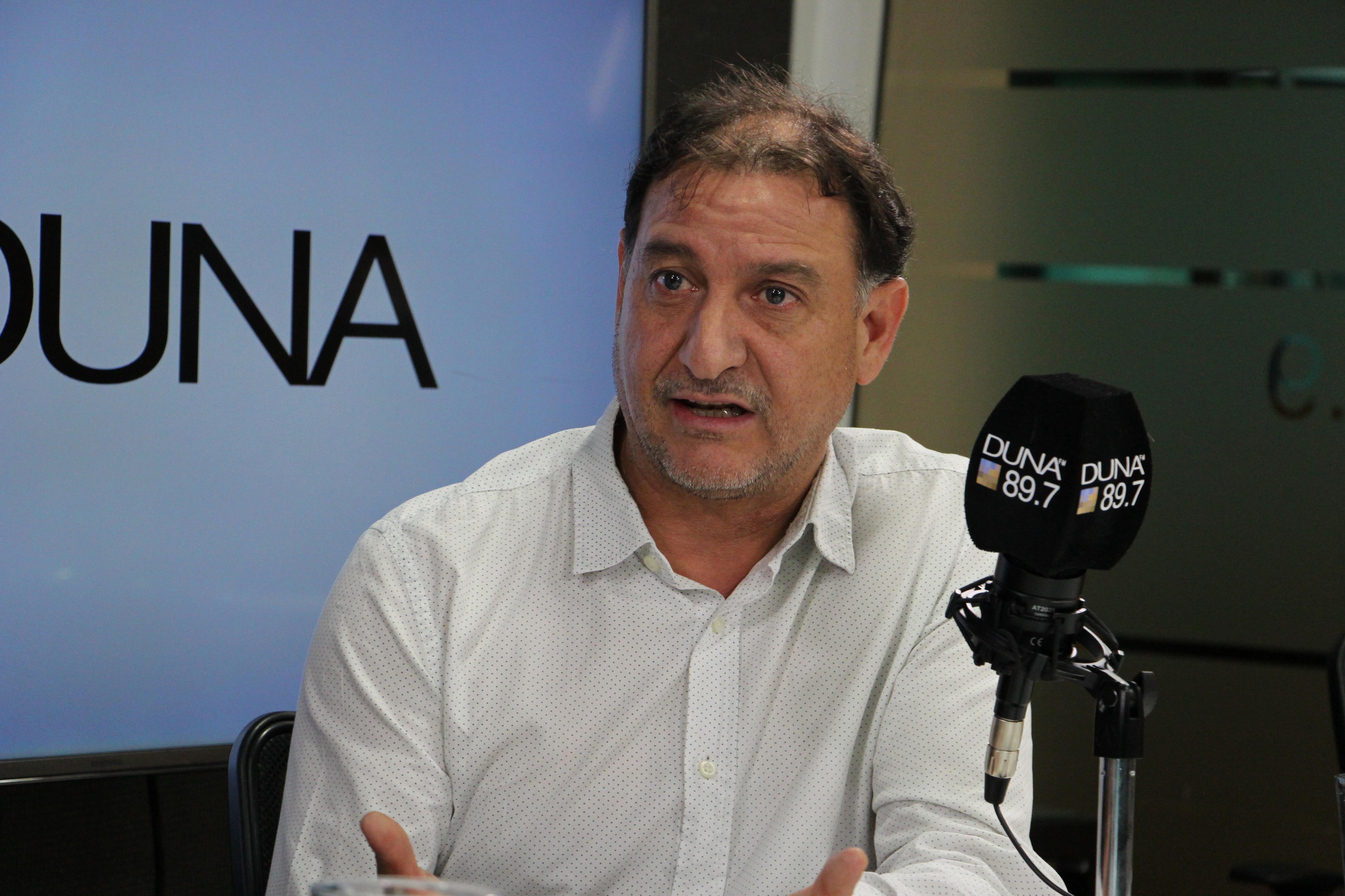 Juan Cristóbal Peña, periodista.