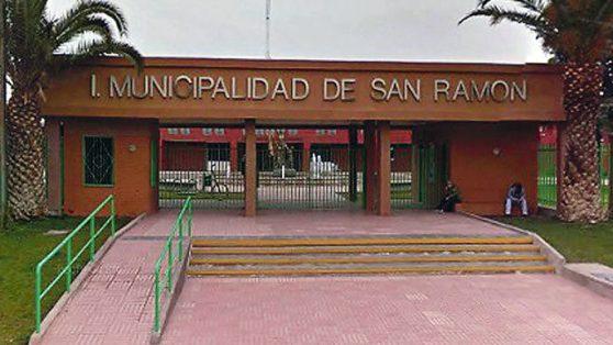 Carta del alcalde de San Ramón en respuesta al reportaje de CIPER sobre contratados en su municipalidad con antecedentes penales