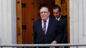 Las sociedades del nuevo ministro de Justicia con el abogado de la empresa Morpho