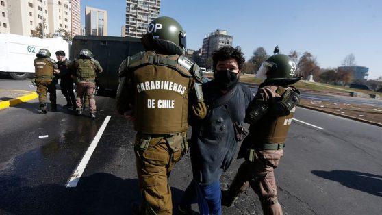 CIPER accedió a registros del Poder Judicial y Gendarmería: al menos 77 personas están en prisión por delitos asociados a la revuelta
