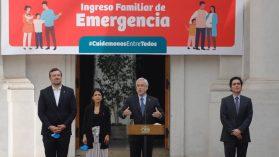 """Cuarentena con 100 """"lucas"""" y la dignidad de los hogares chilenos"""