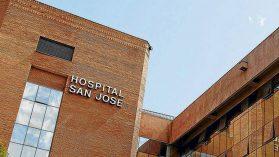 Hospital San José ha derivado pacientes por más de $4.700 millones a empresa de la esposa del director