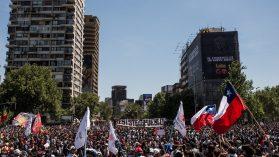 El problema de legitimidad en las movilizaciones de octubre