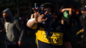Carabineros revela que disparó 104 mil tiros de escopeta en las primeras dos semanas del estallido social