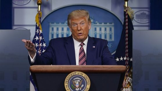 El país que deja Trump