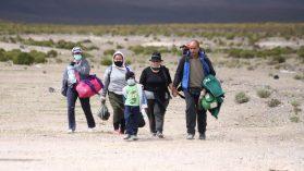 La ruta del tráfico de migrantes: 5.000 kilómetros entre coyotes