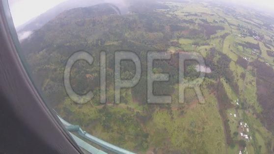 Muerte de Catrillanca: la versión falsa de los tripulantes del helicóptero