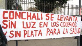Conchalí: Municipio quebrado y ataques desde todos los sectores tienen en jaque a alcalde RN
