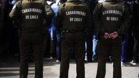 Documentos policiales reservados: al menos 40 carabineros fueron investigados por nexos con narcos y asaltantes entre 2014 y 2016