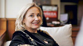 Cecilia Morel viajó de vacaciones a Miami cuando los contagios por Covid ya mostraban un aumento