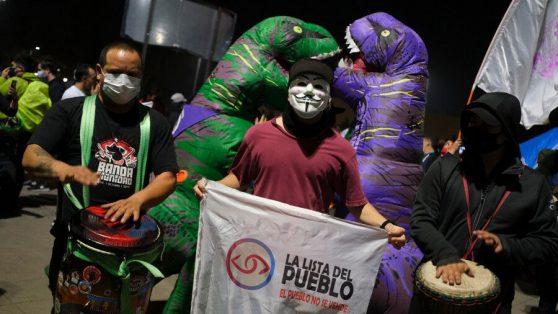 Las cifras de la irrupción de los movimientos sociales en la Convención: datos para entender el nuevo ciclo político