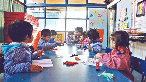 Proyecto de ley repone lógica del voucher en la educación parvularia