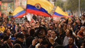 Colombia: derecho a la protesta y violencia policial