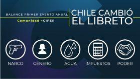 Balance del primer evento anual de CIPER: 785 personas inscritas y $2,6 millones recaudados