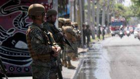 Militarización del orden público: Por qué no hay que aprobar la reforma sobre infraestructura crítica