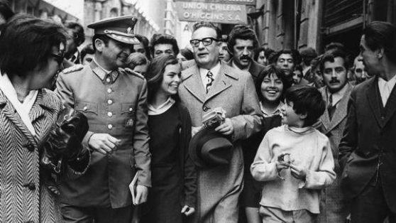 """""""Derribarlo"""": el ataque a Chile ordenado por Nixon y Kissinger que muestran los registros de la Casa Blanca"""