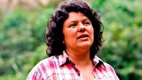 Por aquí pasó Berta Cáceres