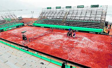 Crisis en la Federación de Tenis se agudiza por anomalías en pagos de honorarios