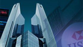 De HSBC a UBS: los grandes bancos ayudan a los ricos a esconder su dinero