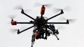 La ilegal invasión de los drones en Chile
