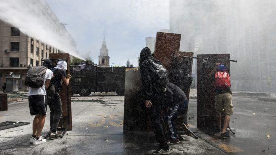 Demandas, organizaciones y violencias: perspectivas para entender la revuelta de 2019