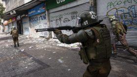 Uso de la fuerza policial en el 18/O: ¿Inevitable mano dura?