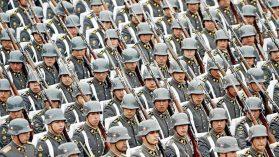 Hacia la mexicanización de las Fuerzas Armadas chilenas