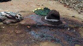 Una matanza de la policía salvadoreña