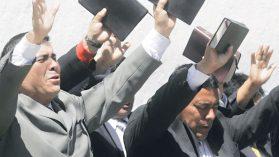 El cuantioso aporte inmobiliario de Bachelet y Piñera a la expansión evangélica