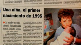 Femicidios en Juárez III: La niña que nació marcada