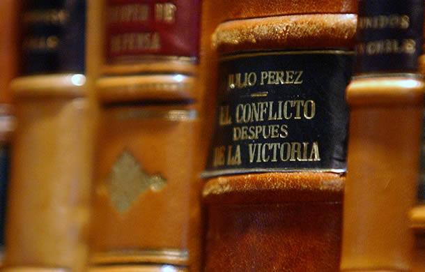 Reportaje de CIPER sobre biblioteca de Pinochet gana premio de la fundación de García Márquez