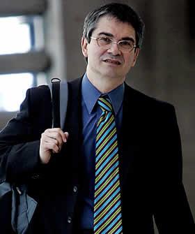 """Mario Marcel: """"Nunca se pensó en un subsidio estatal para el Transantiago"""""""